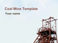Coal Mine Template