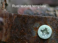 Rust Texture Template thumbnail