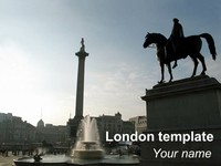 London Template thumbnail