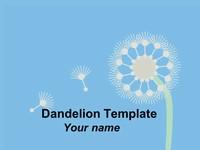 Dandelion Template