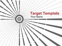Target PowerPoint Template 2