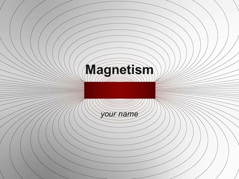 Magnetism PowerPoint Template