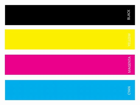 Colour Printer Test Page