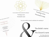 Wedding Invitations thumbnail