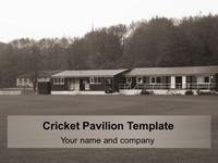Cricket Pavilion Template