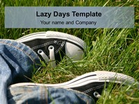 Lazy Days Template