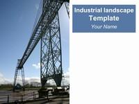 Industrial Landscape Template