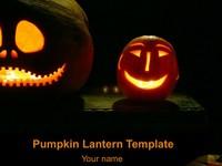 Pumpkin Lantern Template