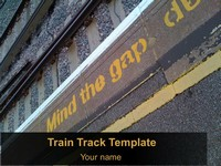 Train Track Template thumbnail