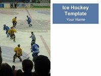 Ice Hockey Template thumbnail