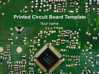 Printed Circuit Board Template thumbnail