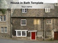 Free House in Bath Template thumbnail