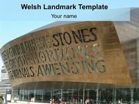 Welsh Landmark Template thumbnail