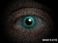 Mind's Eye PowerPoint Template