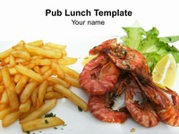 Pub Lunch Template thumbnail