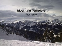 Mountain View Template