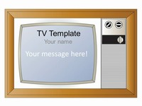 Free-standing Televison Set – Graphics thumbnail