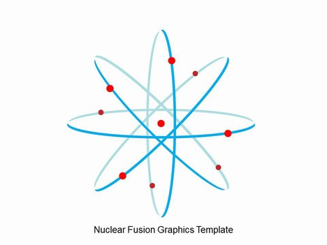 Nuclear fusion graphics template powerpoint1g toneelgroepblik Gallery