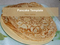 Pancake PowerPoint Template