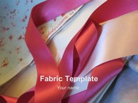 Fabric PowerPoint Template thumbnail