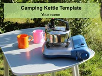 Camping Kettle Template thumbnail