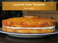 Layered Cake Template thumbnail