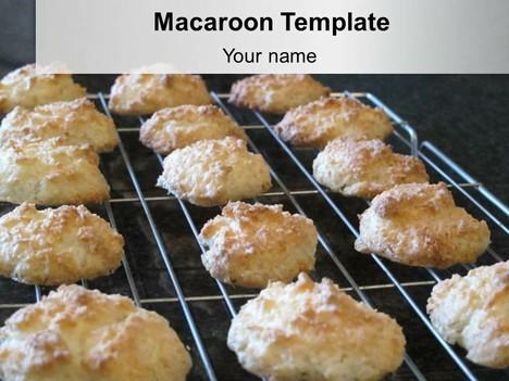Macaroon template toneelgroepblik Images