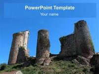 Castle Ruins Template