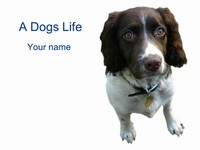 A Dog's Life Template thumbnail