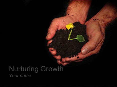 Nurturing Growth Template