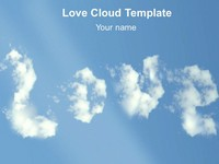 Love Cloud Template