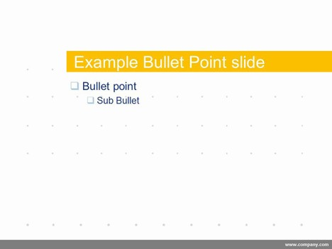 Business Dot Template inside page