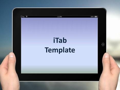 itab landscape template