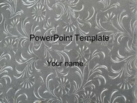 Patterned Glass Template