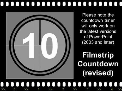 Film CountDown (modified)