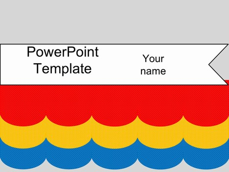 Lower Edges Template