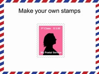 Editable Stamps Template