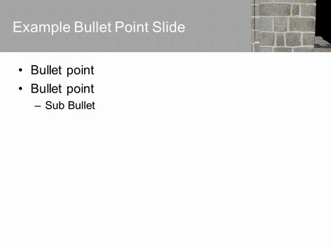Cement Wall Template inside page