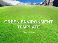 Green Environment Template thumbnail