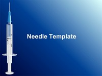 Needle Template