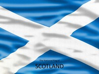 Map of Scotland Template thumbnail