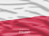 Map of Poland Template