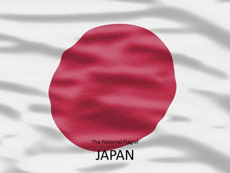 Japan flag powerpoint template toneelgroepblik Image collections