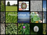 Photo Collage Template thumbnail