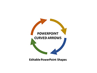 Curved Arrows PowerPoint