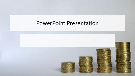 Old British Pound PowerPoint Template