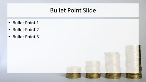 Old British Pound PowerPoint Template inside page