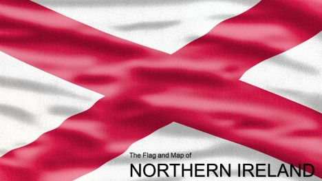 Northern Ireland Widescreen PowerPoint Template