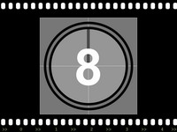 Filmstrip with Countdown PowerPoint Template slide3