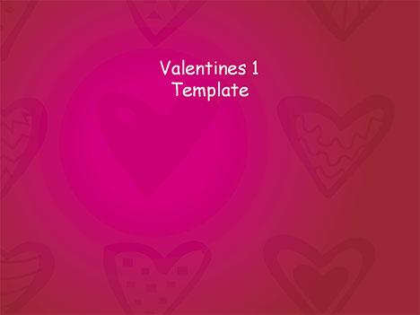 valentine 1 template